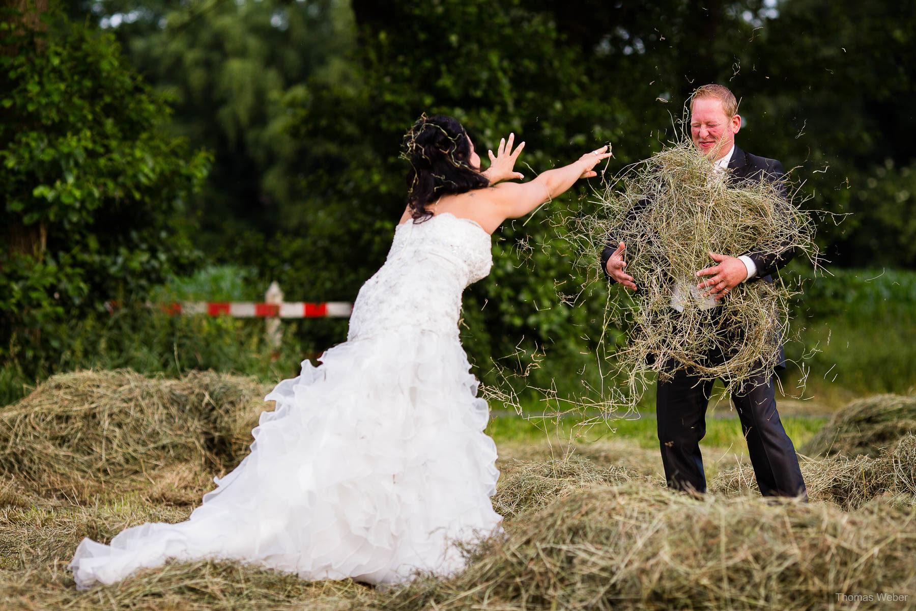 Hochzeitsfotos in Dangast Varel, Hochzeitsfotograf Ostfriesland