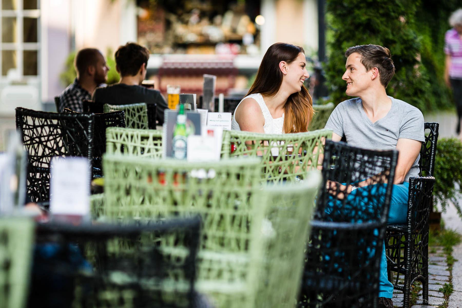 Paarfotos vor der Hochzeit vom Hochzeitsfotografen Ostfriesland