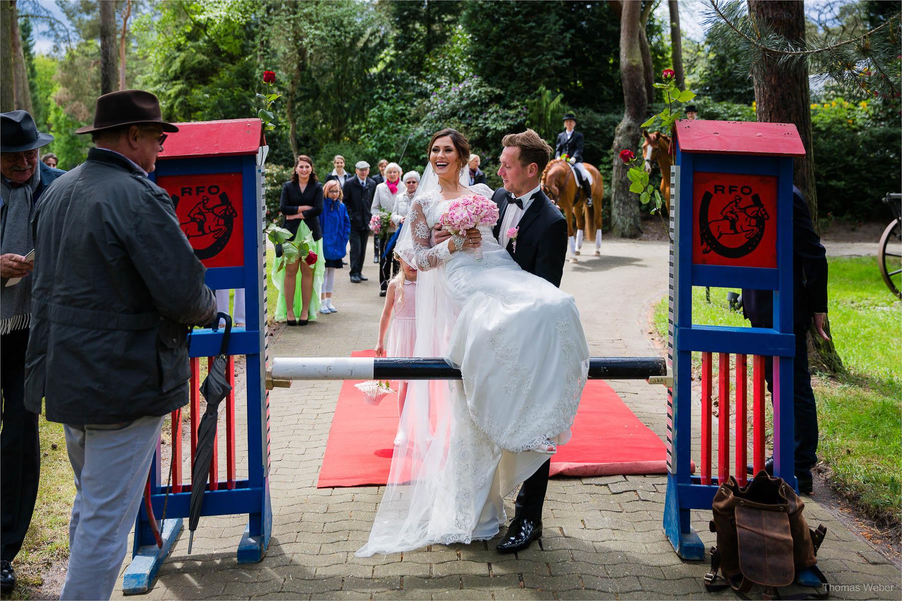 Hochzeit auf Gut Sandheide in Hatten, Hochzeitsfotograf Ostfriesland