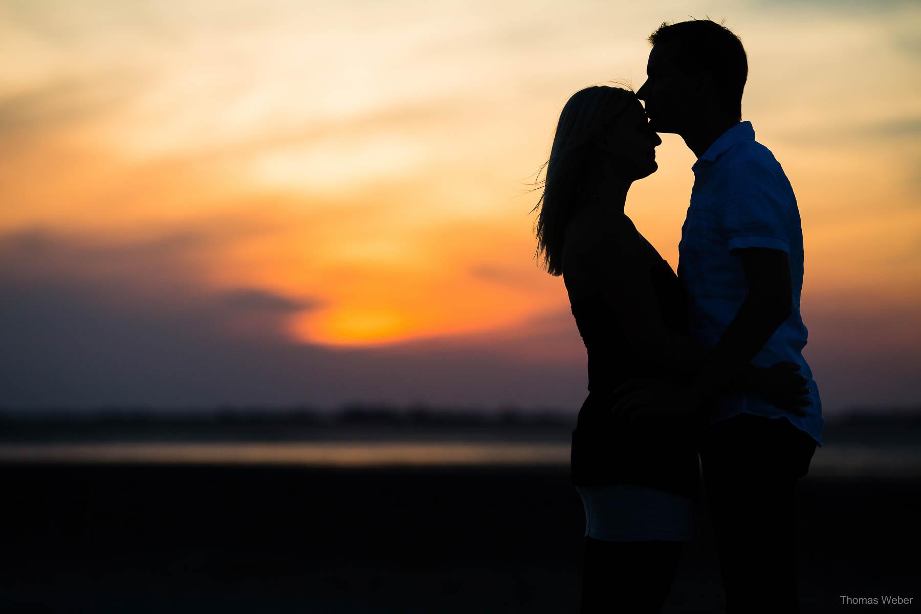 Hochzeitsfotograf Ostfriesland für schöne Hochzeitsfotos auf der Nordseeinsel Langeoog, Heiraten auf Langeoog