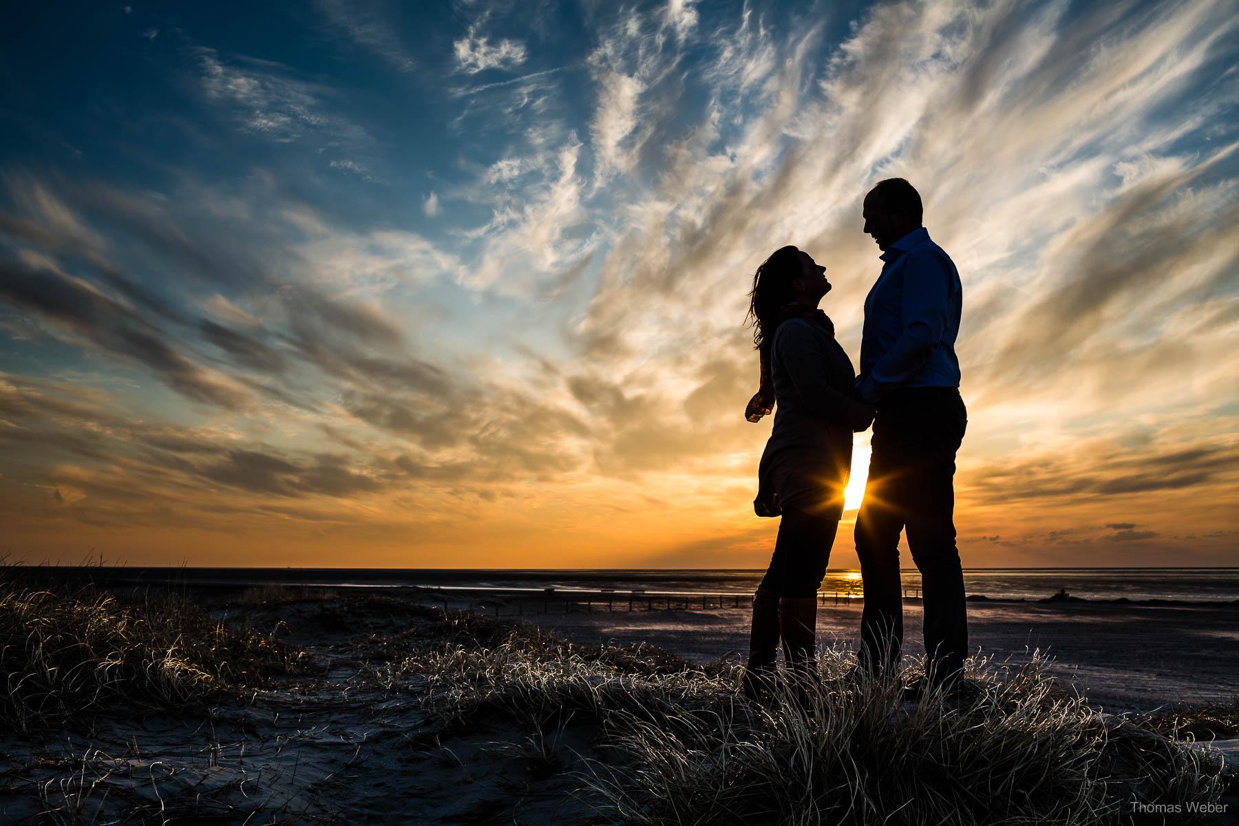 Hochzeitsfotograf Ostfriesland für schöne Hochzeitsfotos auf der Nordseeinsel Wangerooge, Heiraten auf Wangerooge
