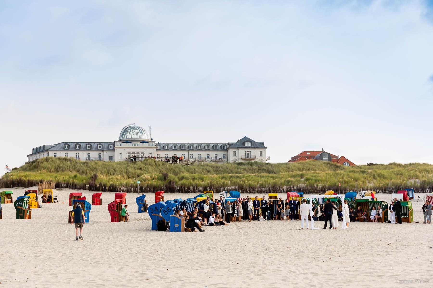 Hochzeitsfotograf Ostfriesland für schöne Hochzeitsfotos auf der Nordseeinsel Juist, Heiraten auf Juist