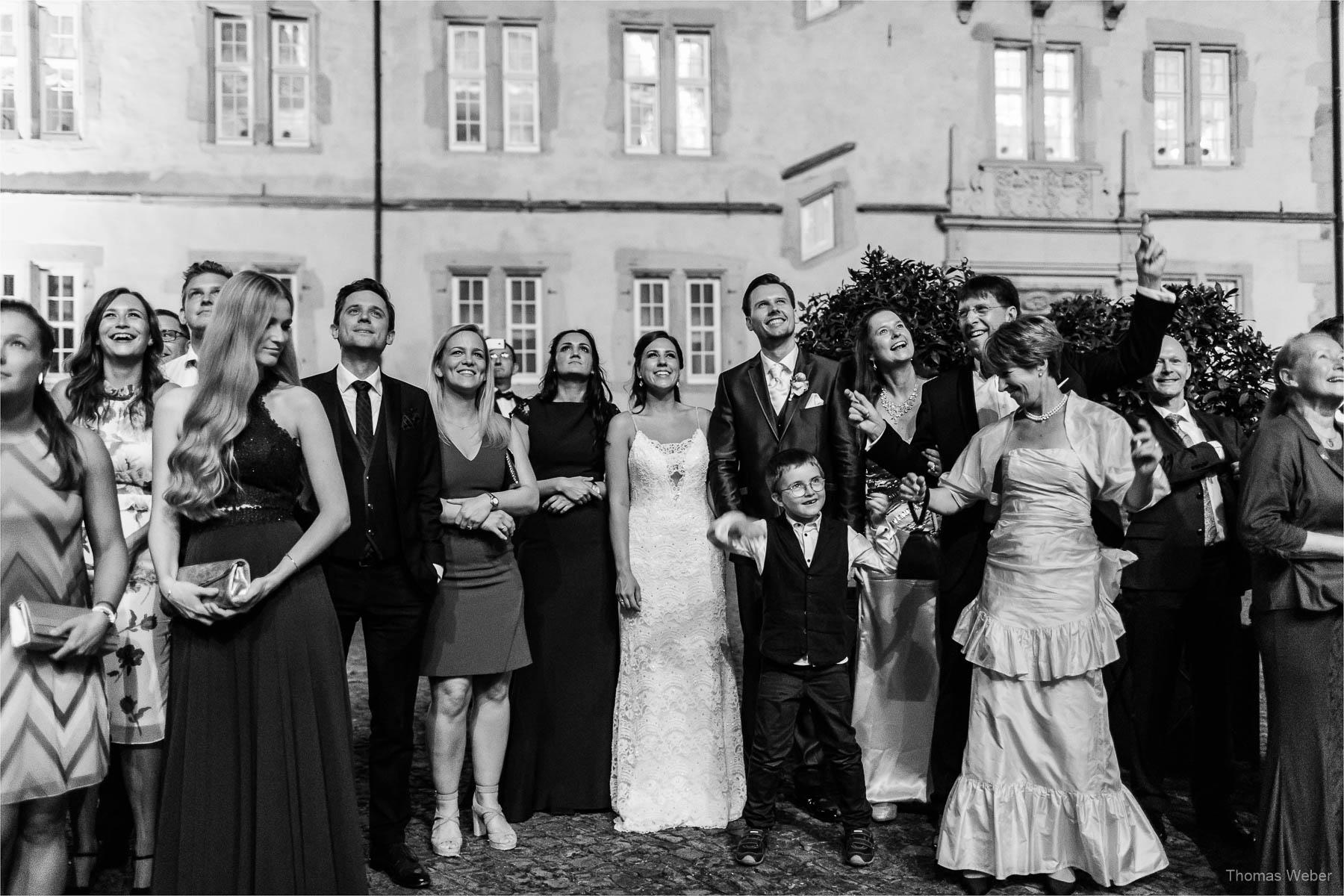 Schlosshochzeit in Norddeutschland, Hochzeitsfotograf Thomas Weber aus Ostfriesland