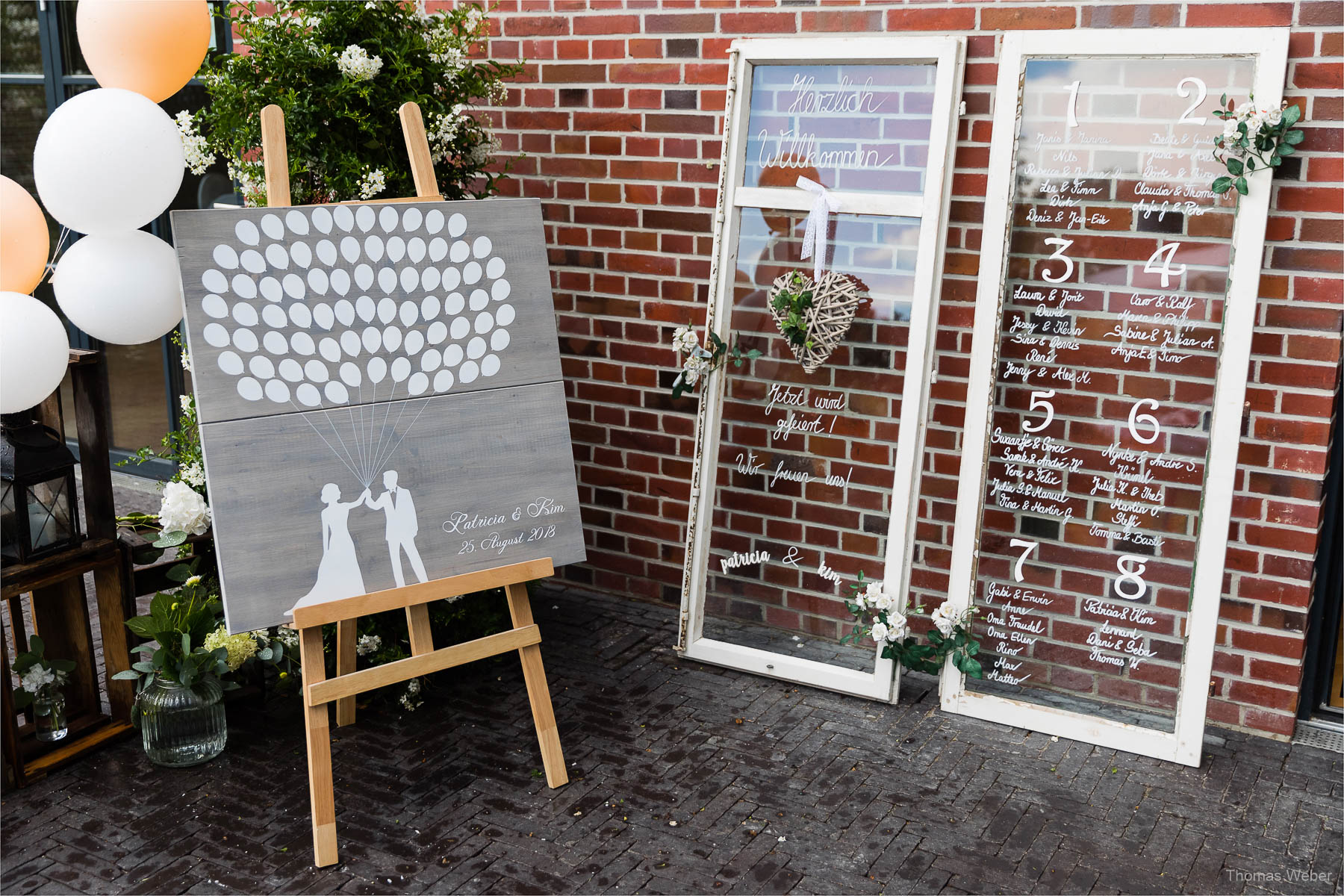 Freie Trauung und Hochzeitsfeier in Niedersachsen, Hochzeitsfotograf Ostfriesland