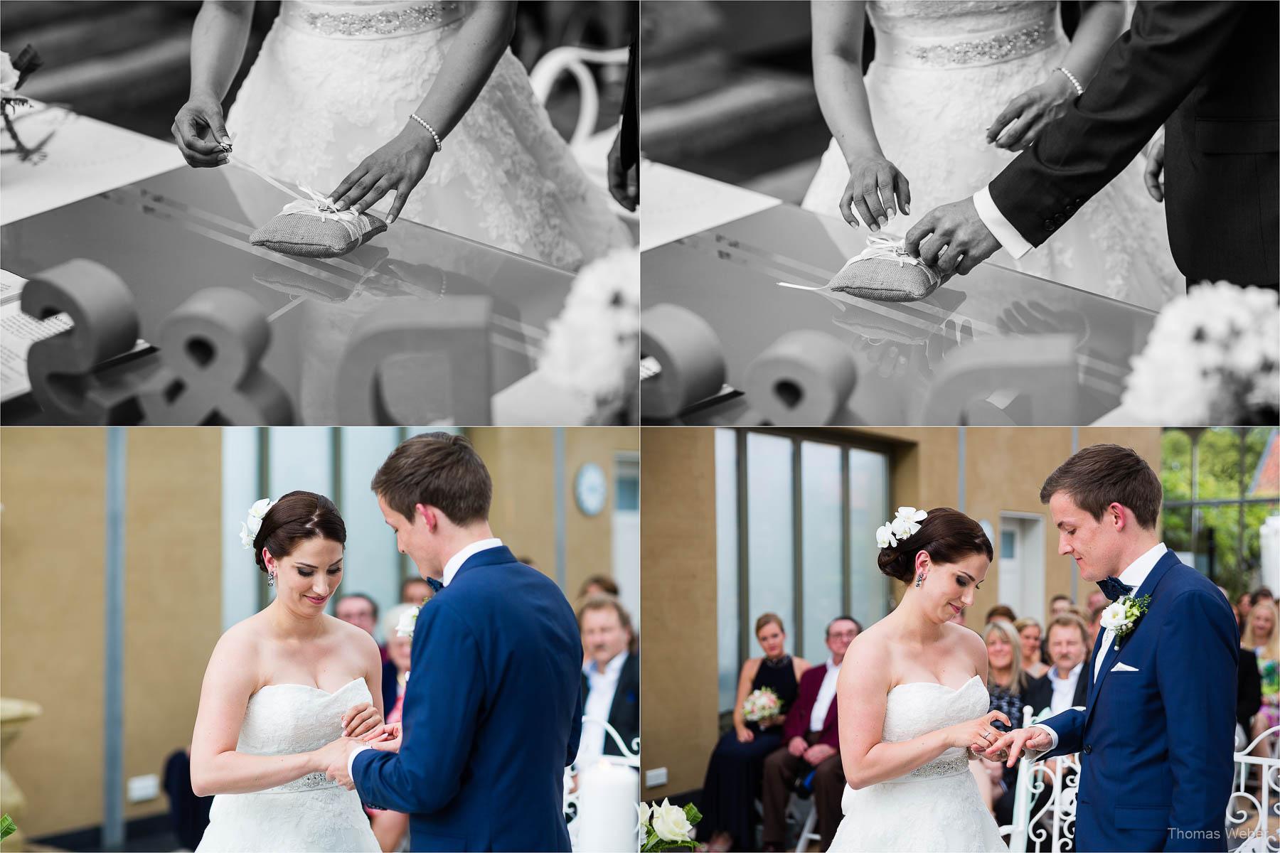 Hochzeitsreportage in Niedersachsen, Hochzeitsfotograf Ostfriesland, Thomas Weber